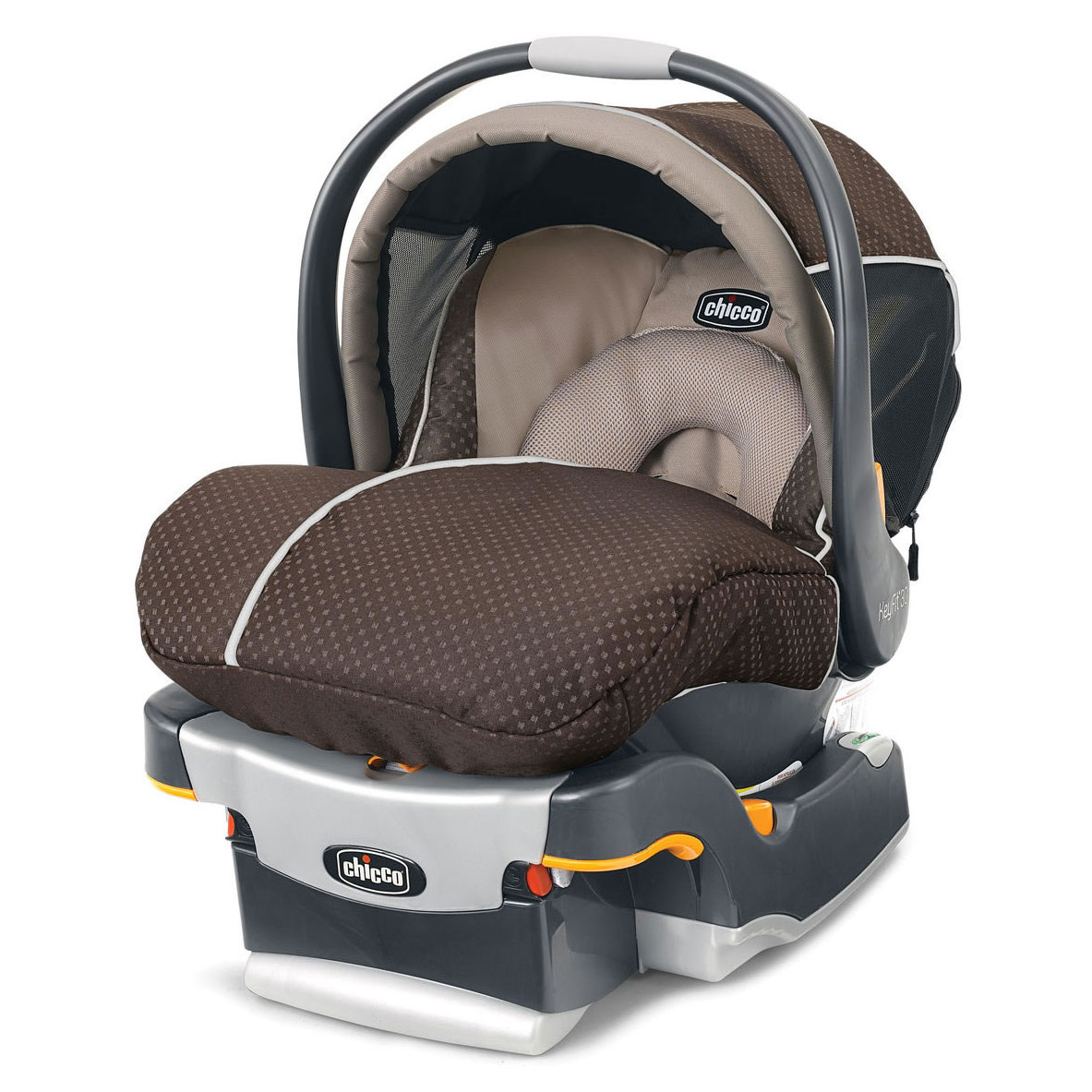 Chicco Keyfit 30 Magic Rear Facing Car Seat And Base With Infant Insert Shale