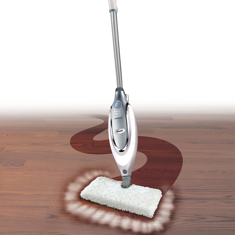Shark Professional Dust Mop Amp Scrub Steam Electric
