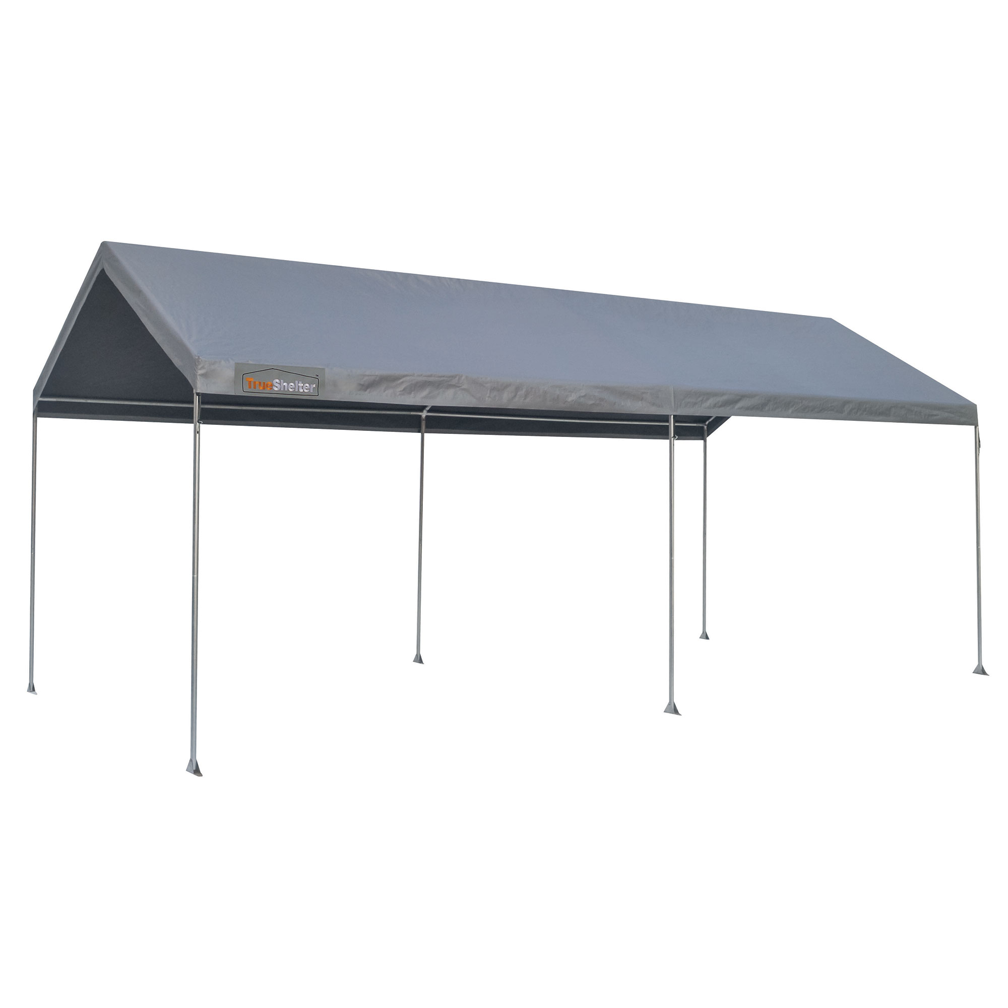 True Shelter 10 x 20 Foot All Weather Protection Sun ...