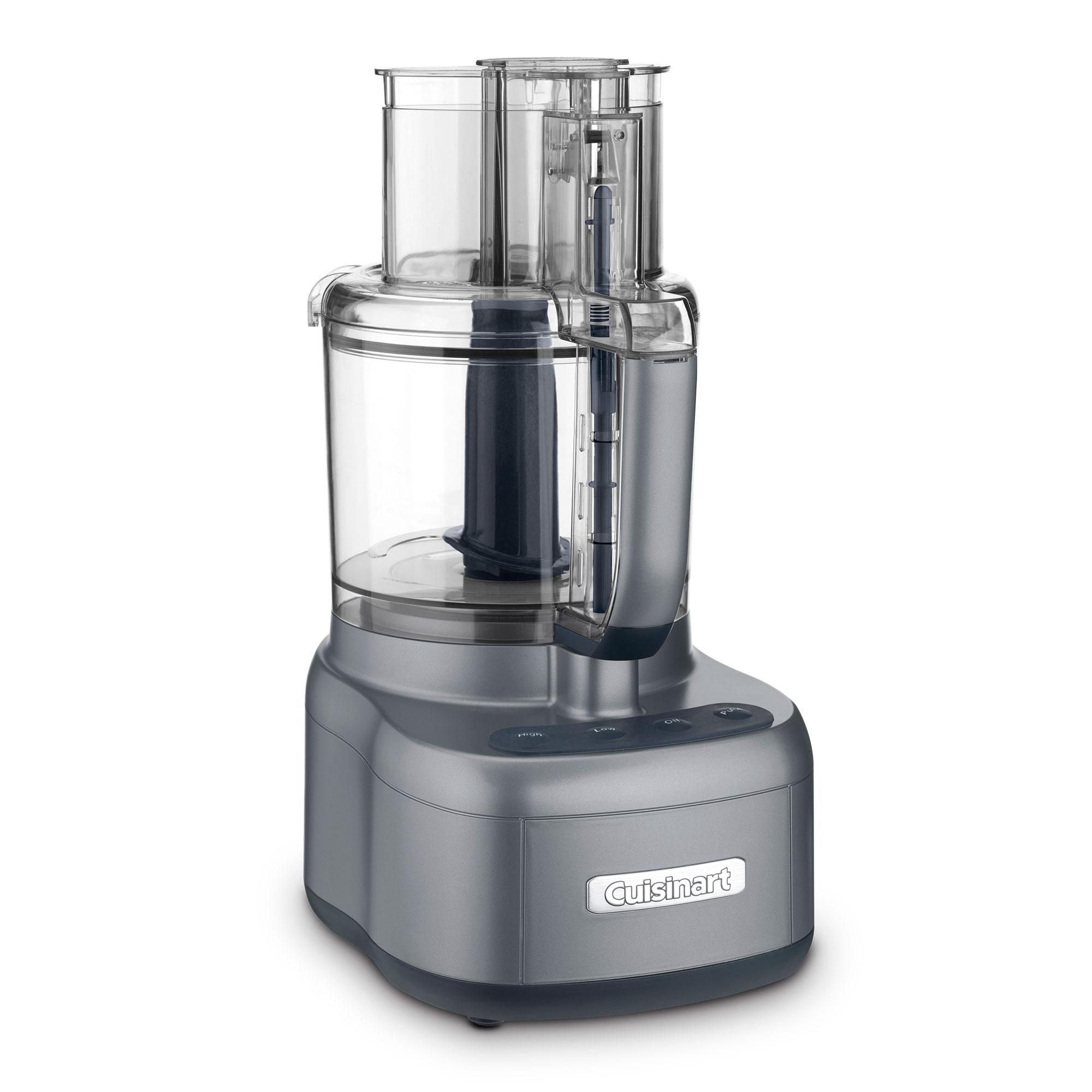 Cuisinart Elemental 11 Cup Chopper Food Processor, Gray ...