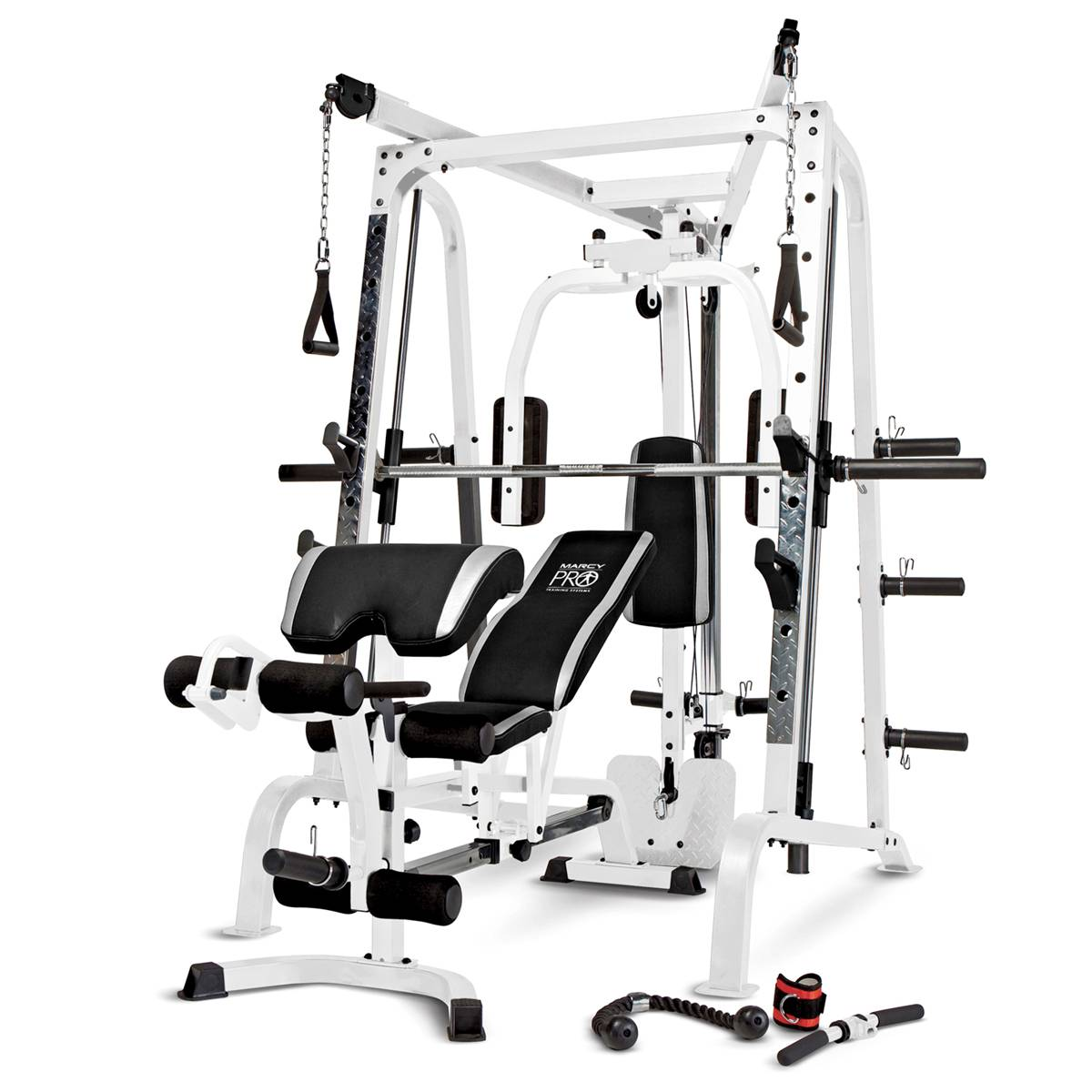 Marcy Diamond Smith Cage Workout Machine Total Body