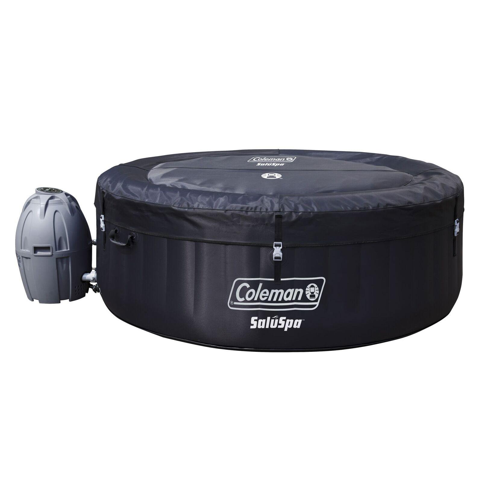 coleman hot tub parts manual