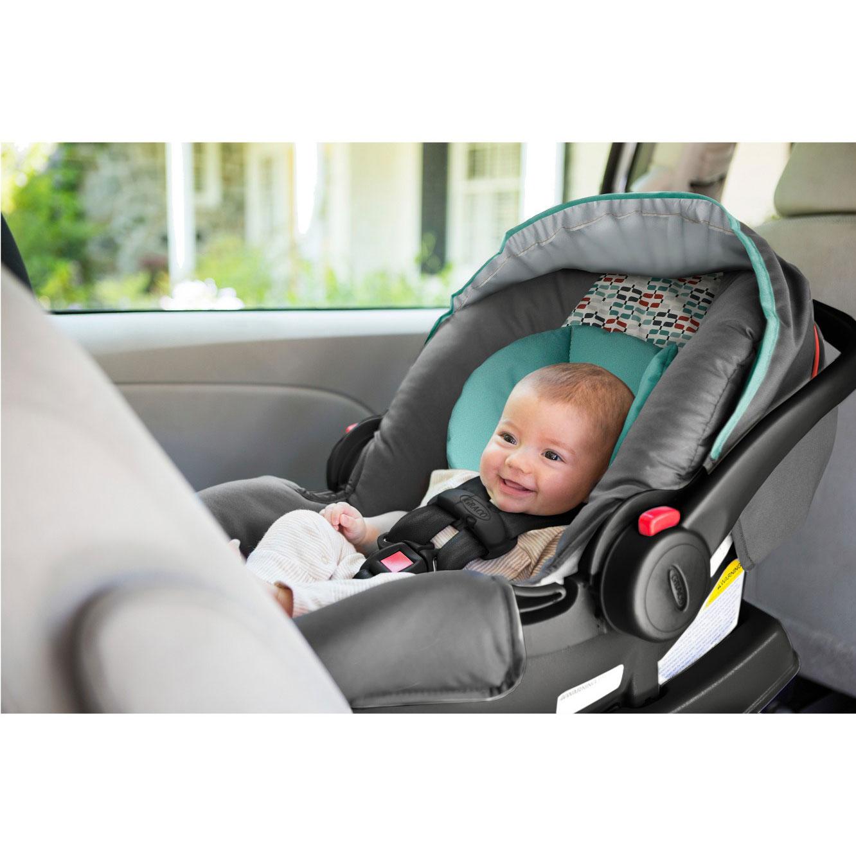 Graco SnugRide Click Connect 30 4-30 Lb. Baby Adjustable Infant Car