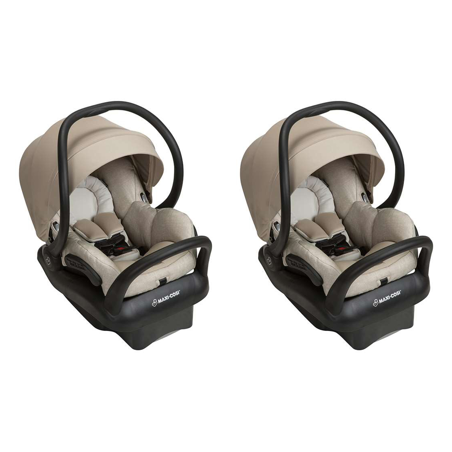 Details About Maxi Cosi Mico Max 30 Rear Facing Baby Infant Car Seat With Base 2 Pack
