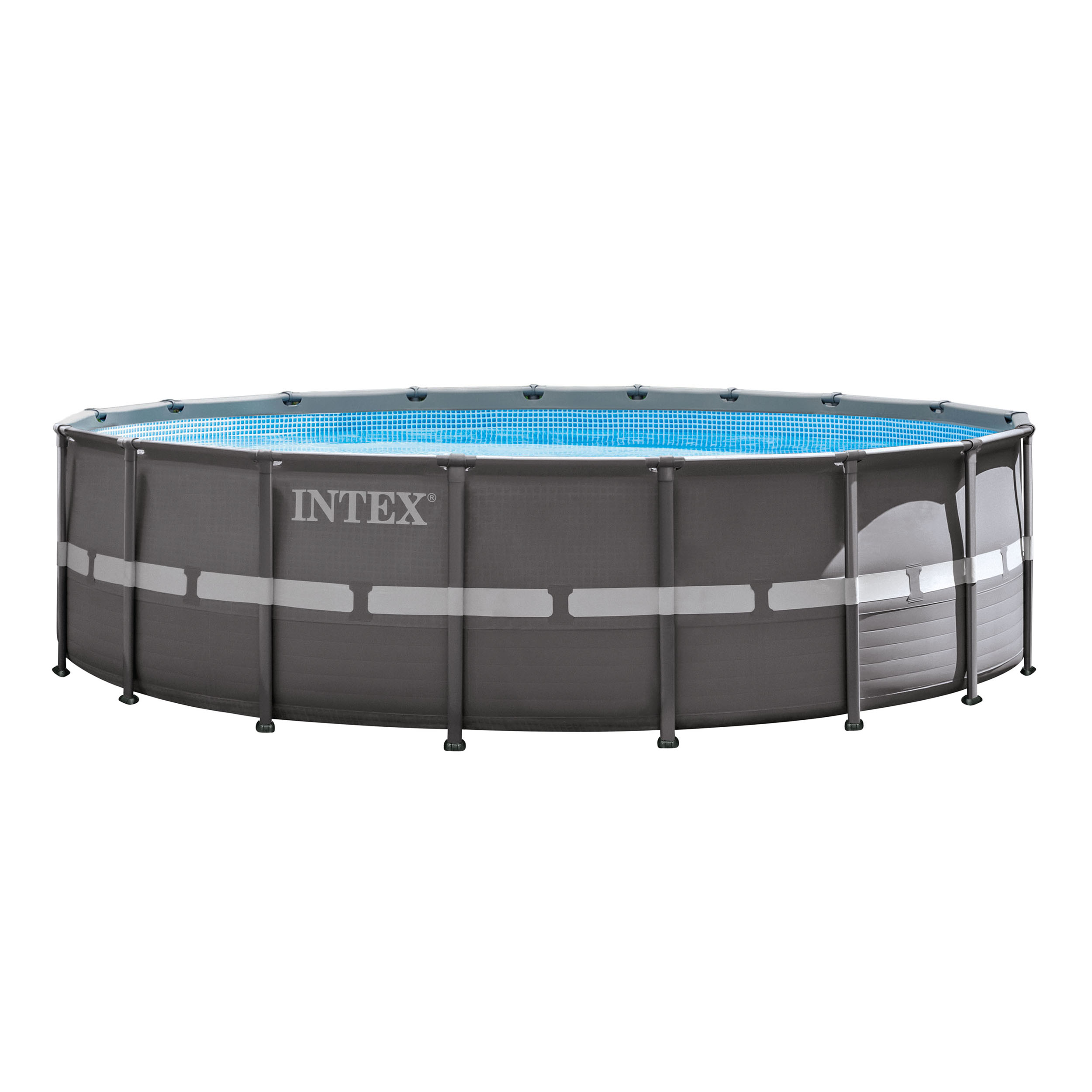 intex 18 39 x 52 ultra frame swimming pool set with 1600 gph sand filter pump ebay. Black Bedroom Furniture Sets. Home Design Ideas