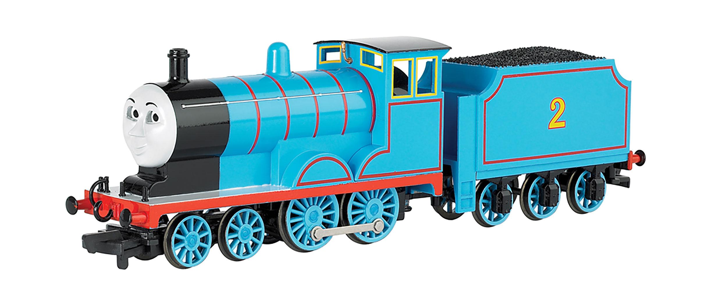 Bachmann Trains Thomas And Friends Edward Locomotive Engine with Moving Eyes | eBay