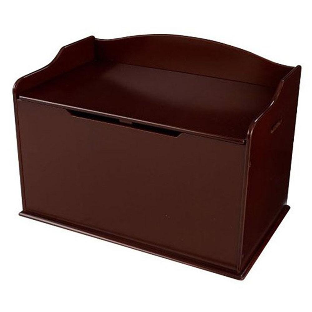 Kidkraft Austin Wooden Toy Organizer Storage Chest Box And