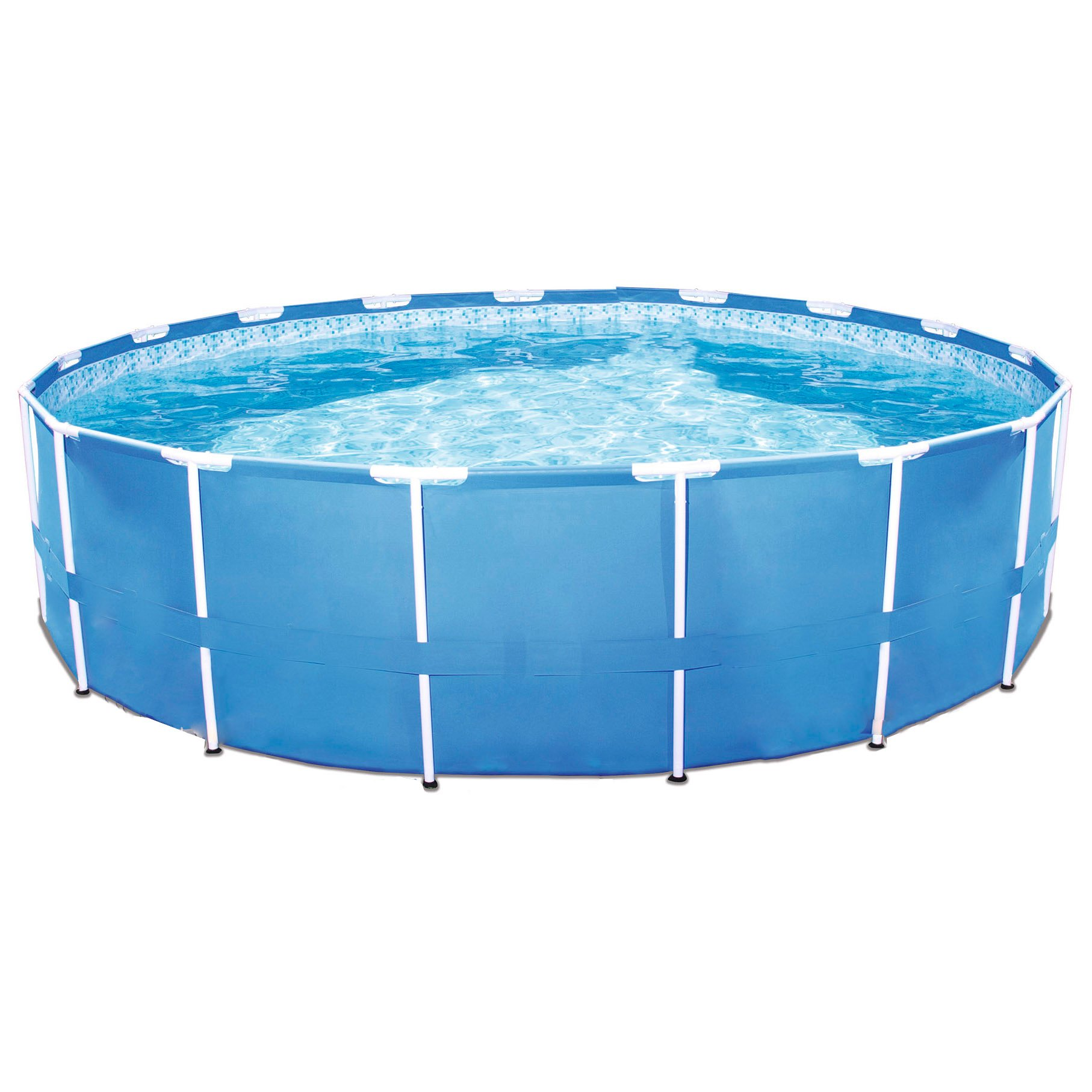 Bestway steel pro 12 39 x 30 frame above ground pool set - Bestway steel frame swimming pool ...