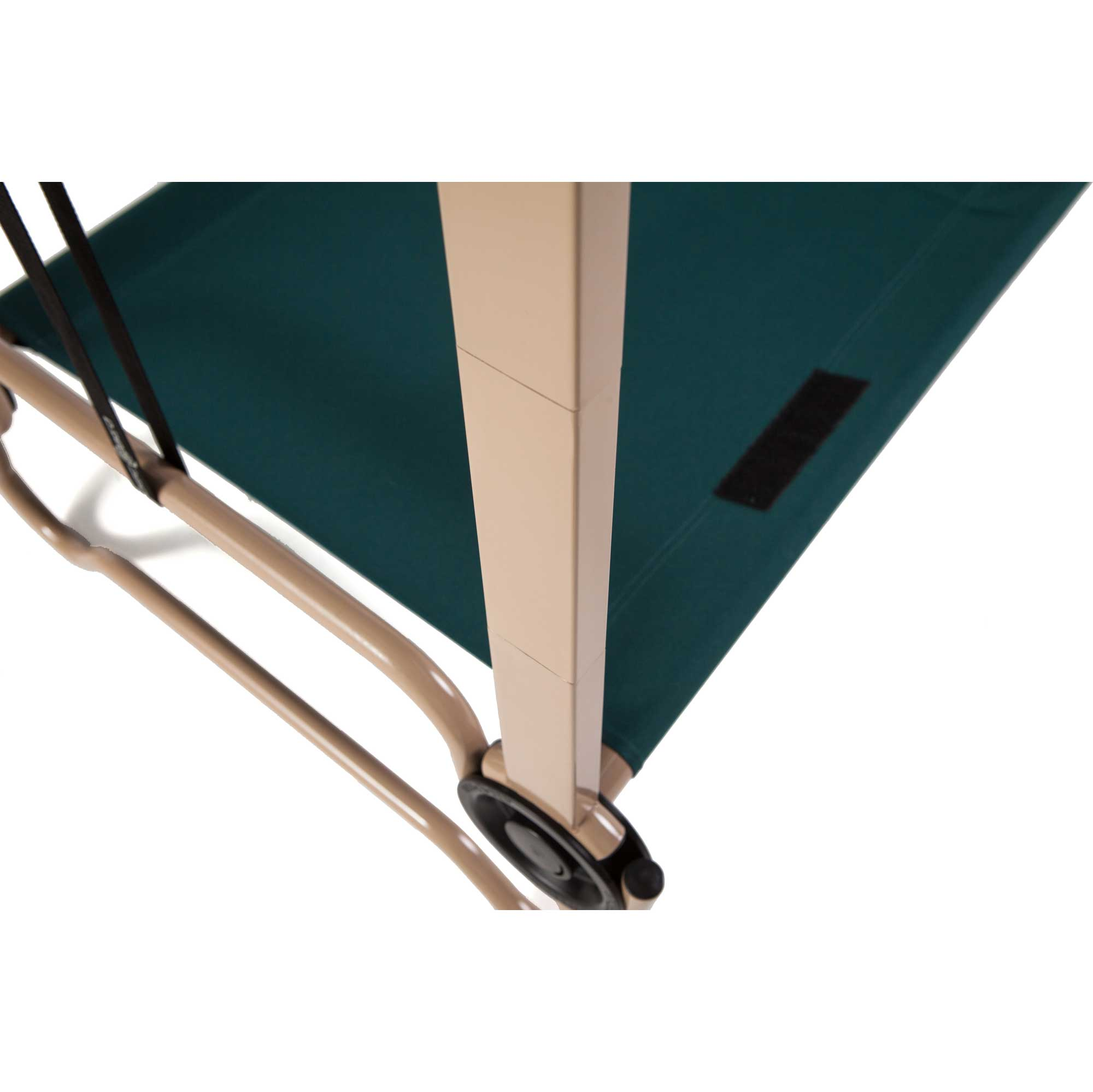 Disc O Bed 7 Quot Steel Leg Height Extensions For Disc O Bed