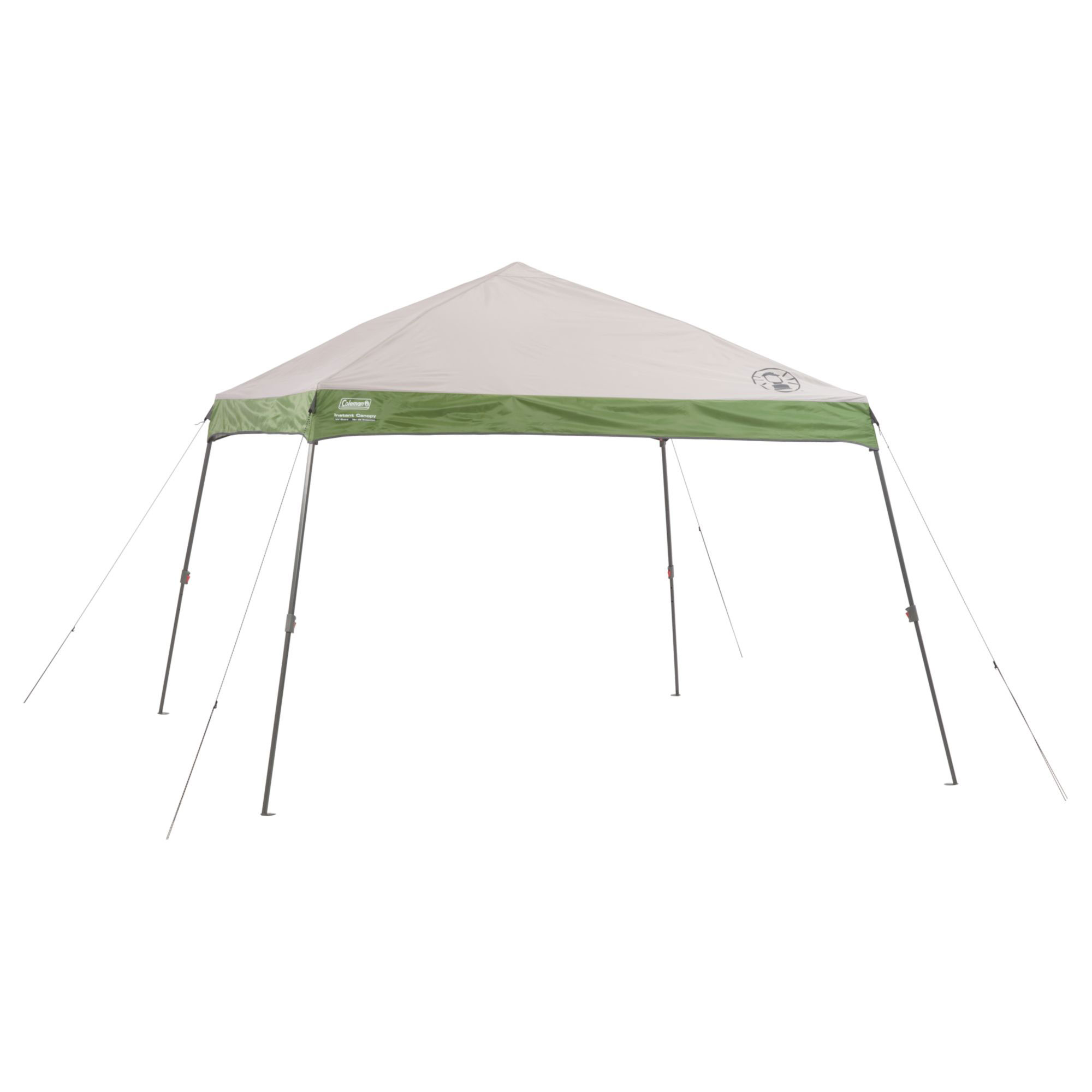 Coleman 12 X 12 Camping Tailgating Backyard Wide Base
