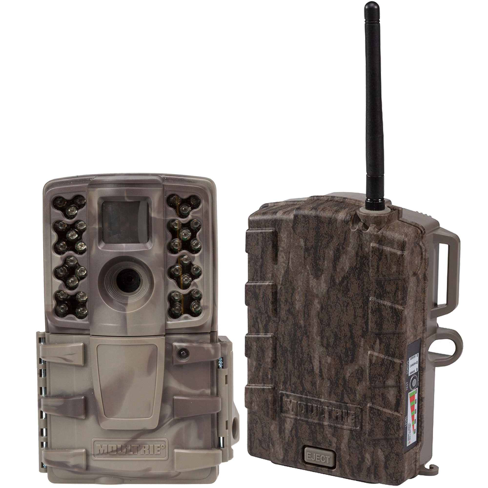 Moultrie Mobile Wireless Field Modem Mv1 >> Moultrie No Glow Invisible 12 MP Mini A20i IR Trail Game ...