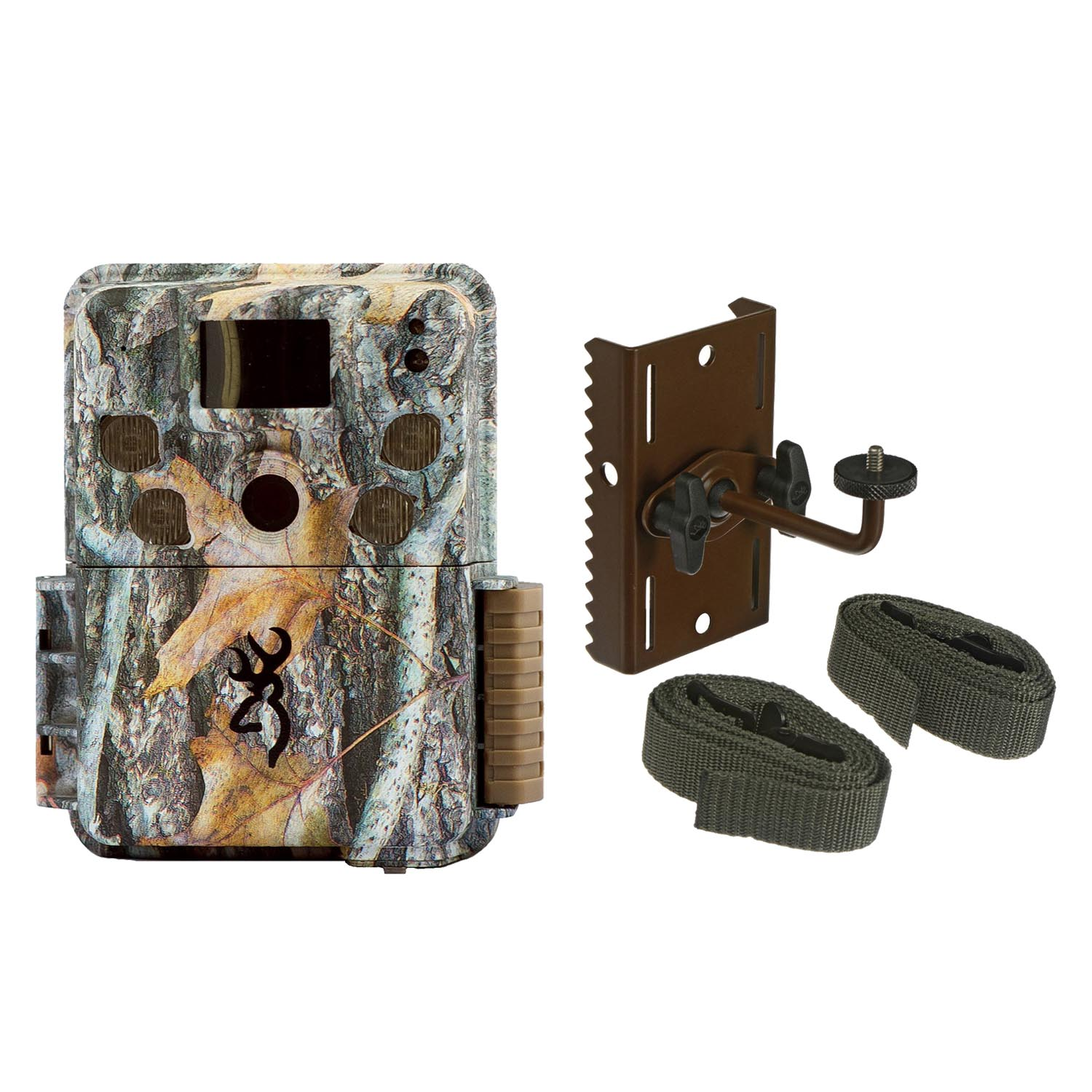Browning Trail Cameras Strike Force Pro HD Video 18MP Game Camera ...
