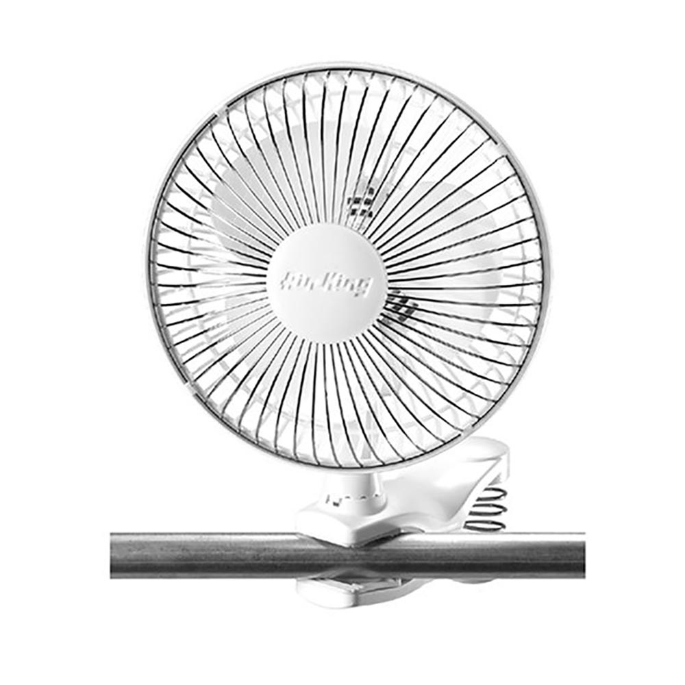 Commercial Air Circulator : Air king inch commercial v personal clip on fan