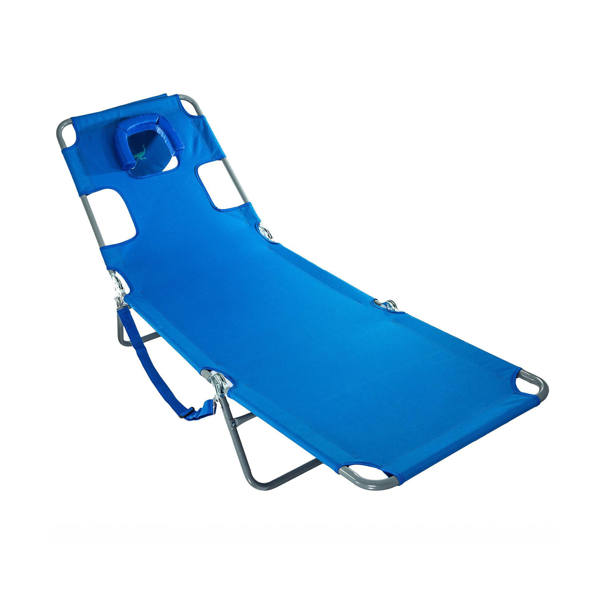 Remarkable Details About Ostrich Chaise Lounge Folding Portable Sunbathing Poolside Beach Chair Blue Gmtry Best Dining Table And Chair Ideas Images Gmtryco