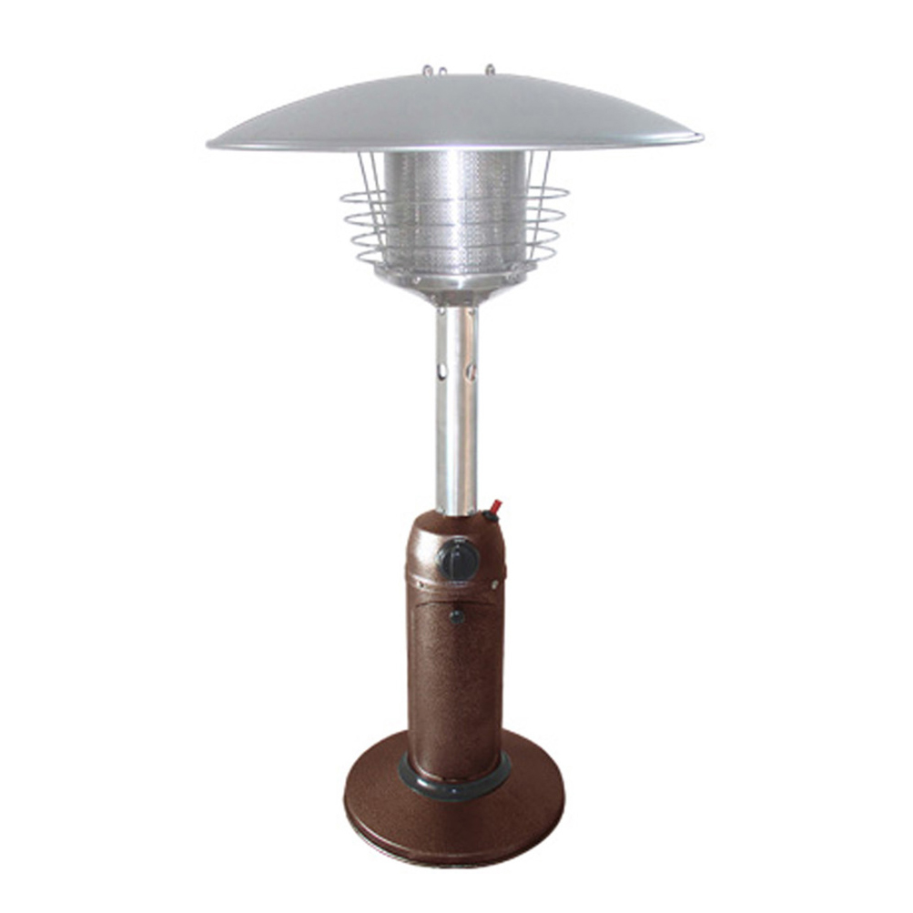 Az Patio Heaters Propane Gas Outdoor Tabletop Patio Heater Hammered
