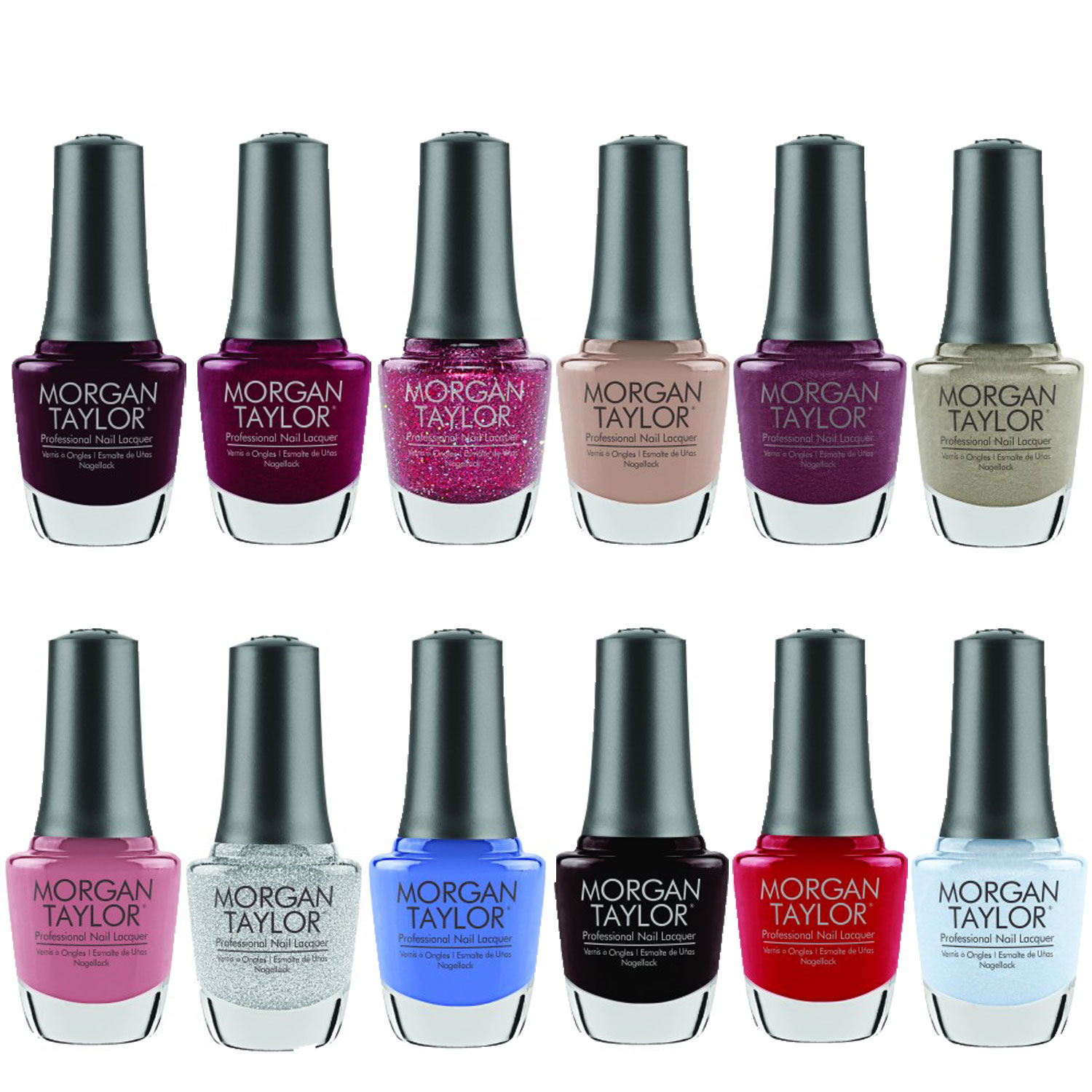 Gelish Marilyn Monroe Morgan Taylor 16 Piece Custom Nail Polish