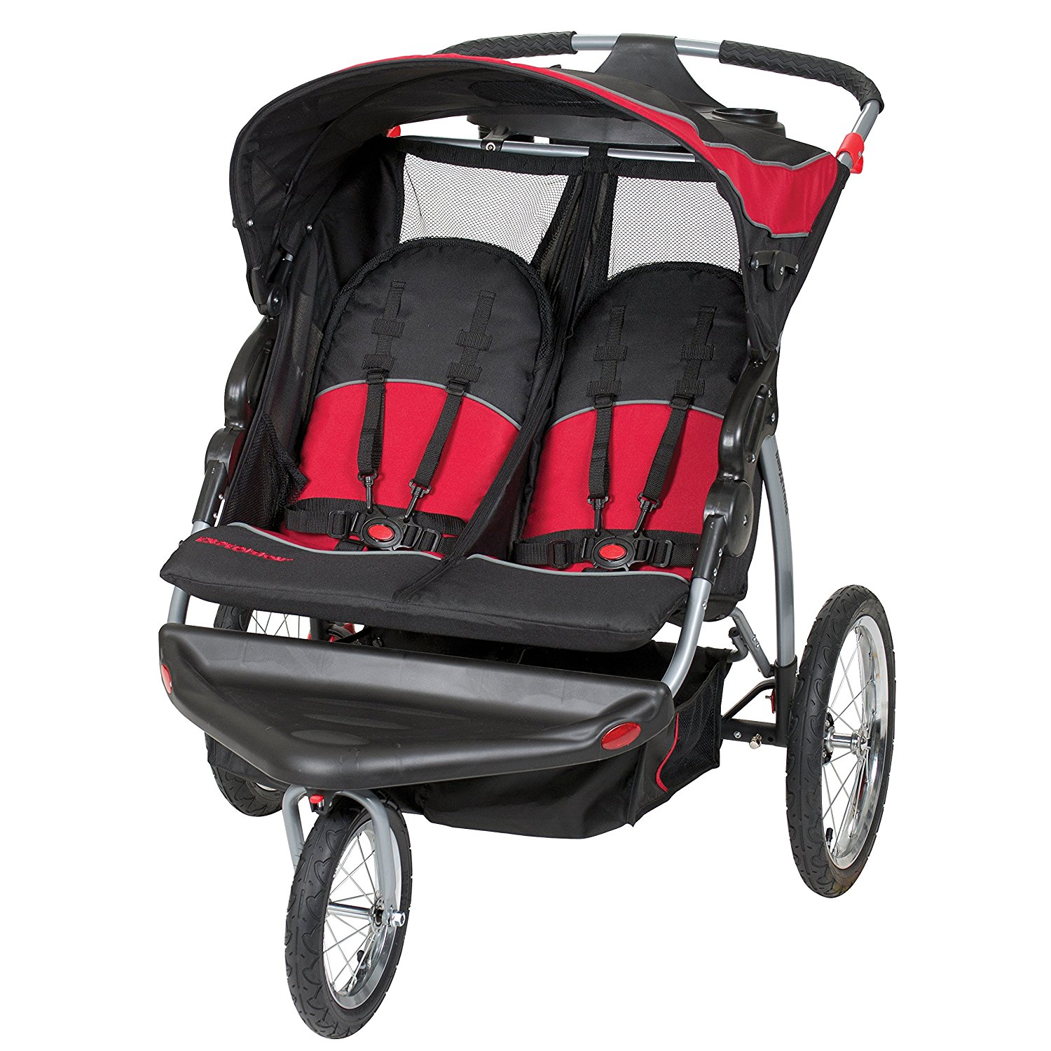 Baby Trend Dj96181 Lightweight Expedition Double Jogger