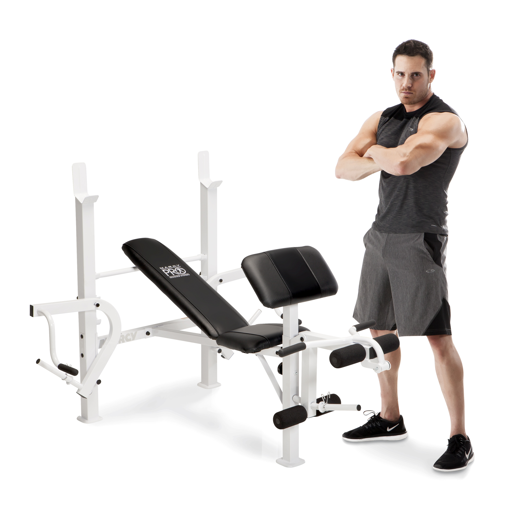 Marcy Diamond Elite Classic Multipurpose Home Gym Workout