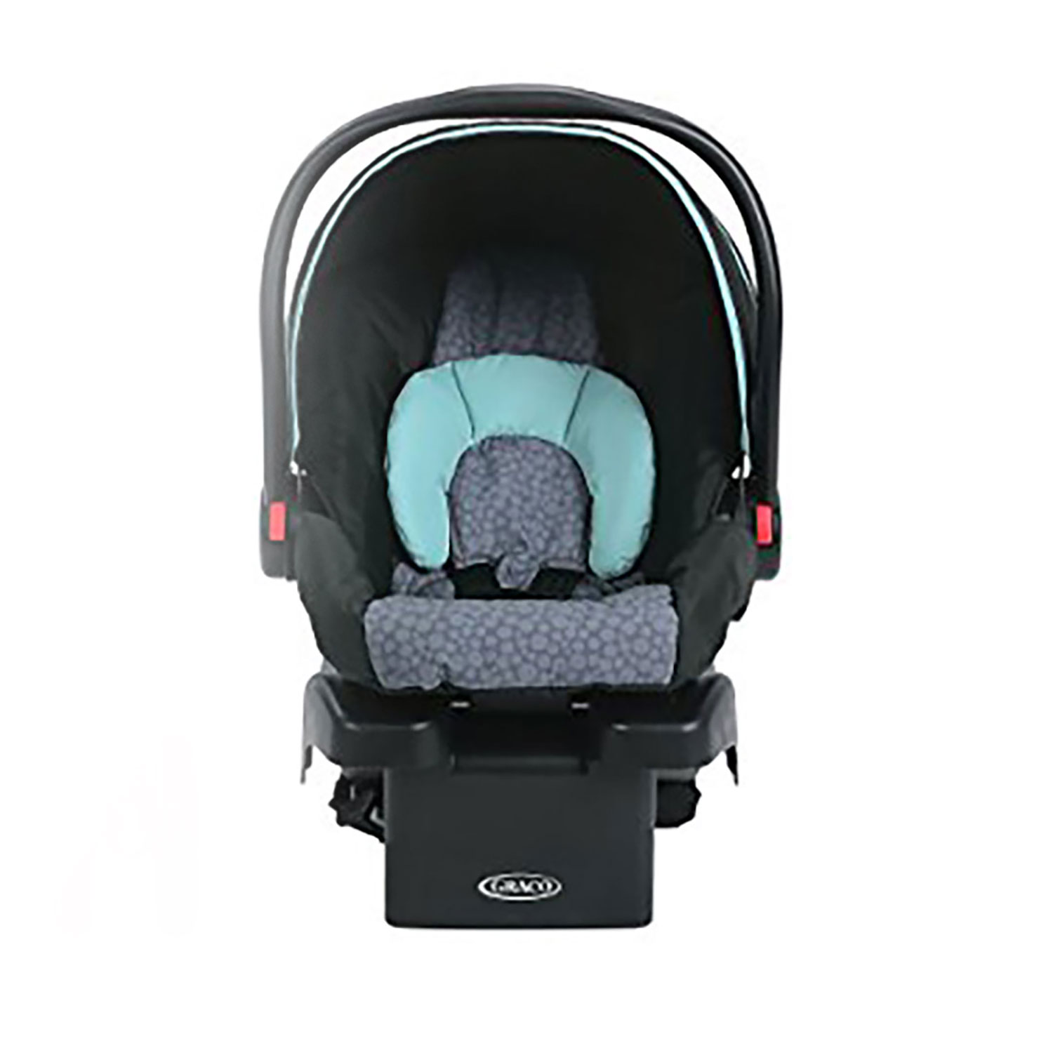 Graco LiteRider Click Connect Car Seat, Base, and Stroller Travel ...