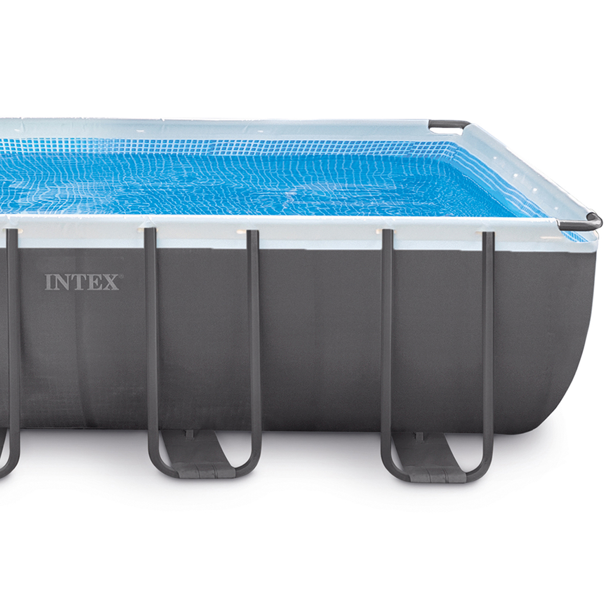 Intex 18 39 X 9 39 X 52 Ultra Frame Rectangular Above Ground Pool Pump 28351eh Martlocal