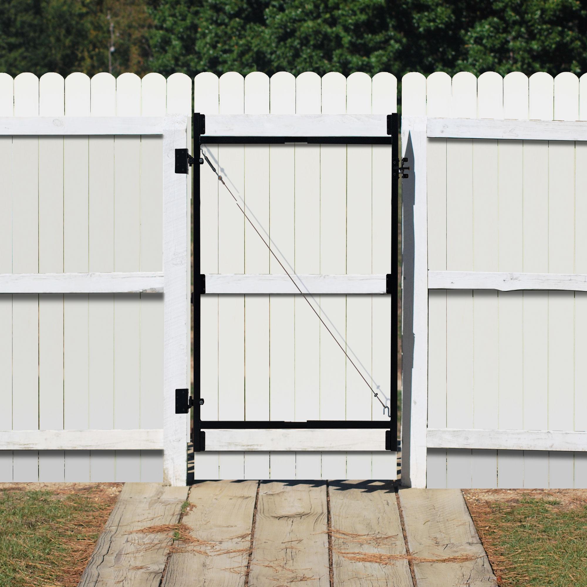 Adjust-A-Gate Steel Frame Gate Building Kit, 36\