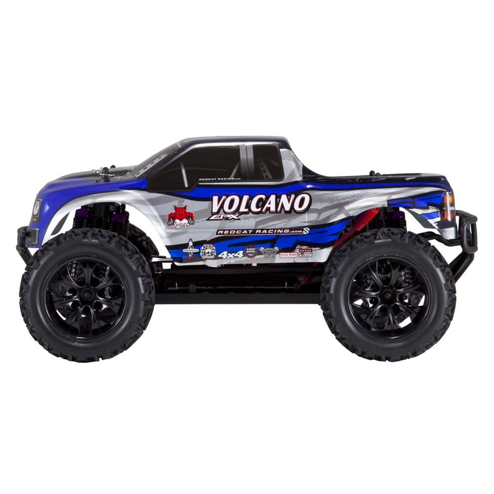 Redcat Racing Volcano EPX 1:10 Scale Electric Brushed 19T