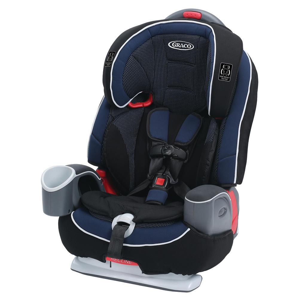 Graco Nautilus 65 LX 3-in-1 Harness, Highback, & Backless Booster ...