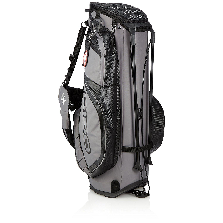 2017 Ogio Silencer Stand Bag 125050335 Slate Ebay