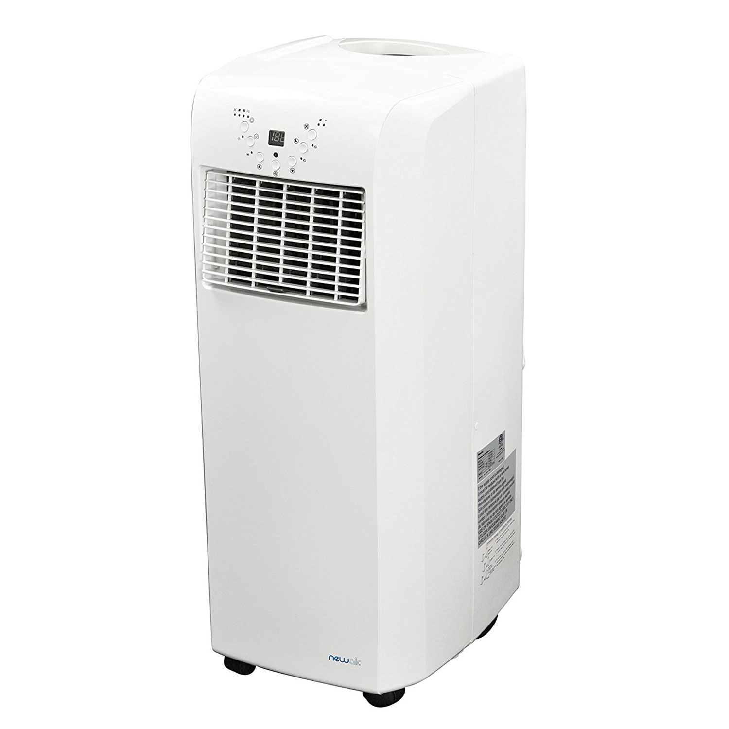 Newair Ac 10100e 10000 Btu 2 Speed 325 Sq Ft Portable Air