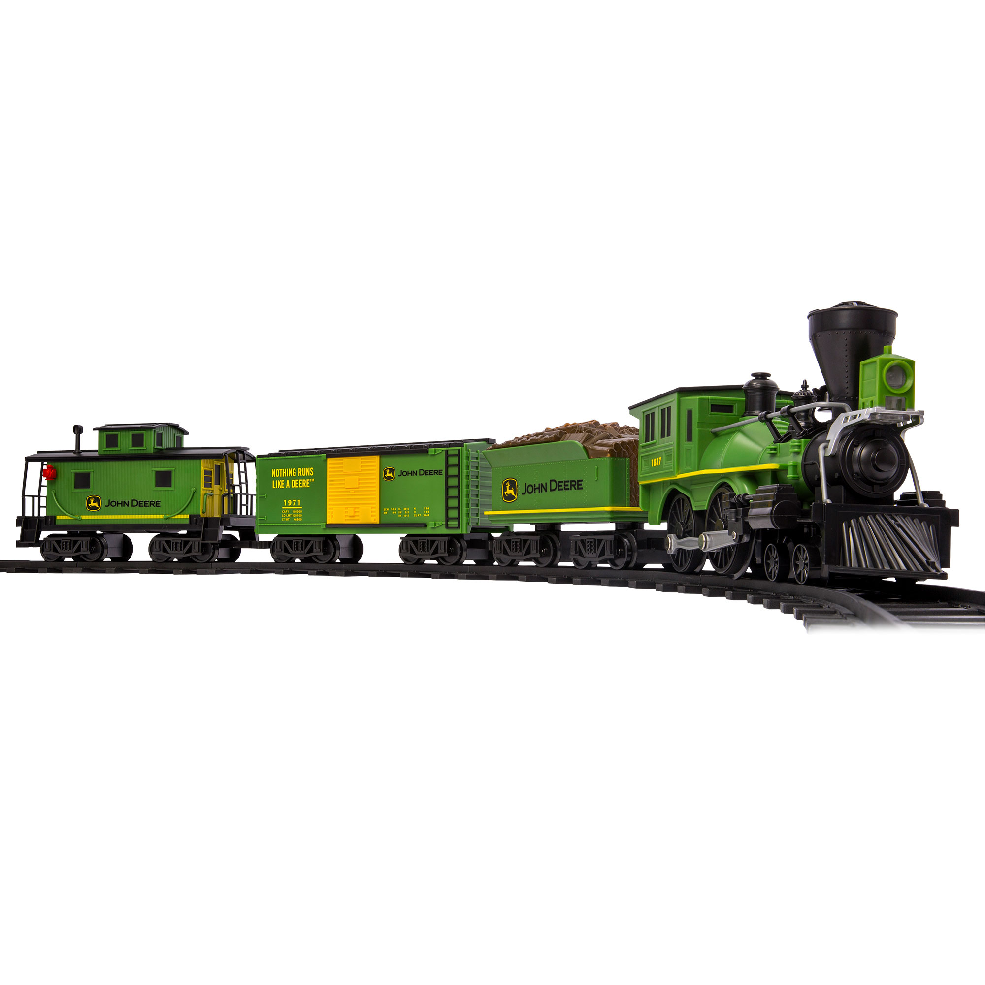 lionel trains john deere tractor ready to play kids toy electric model train set 23922116796