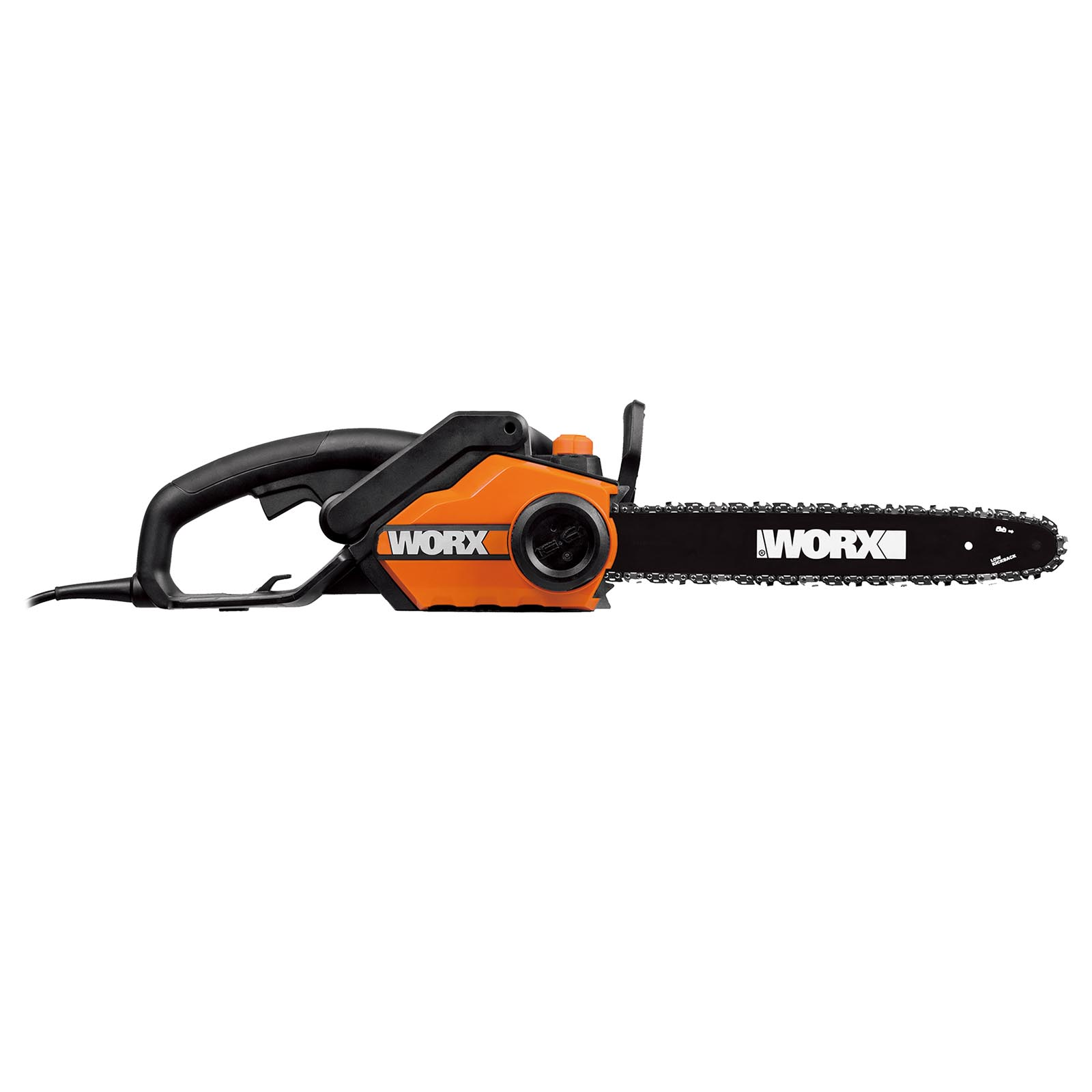 Worx 18 Inch Bar Powerful 15 Amp Lightweight Corded