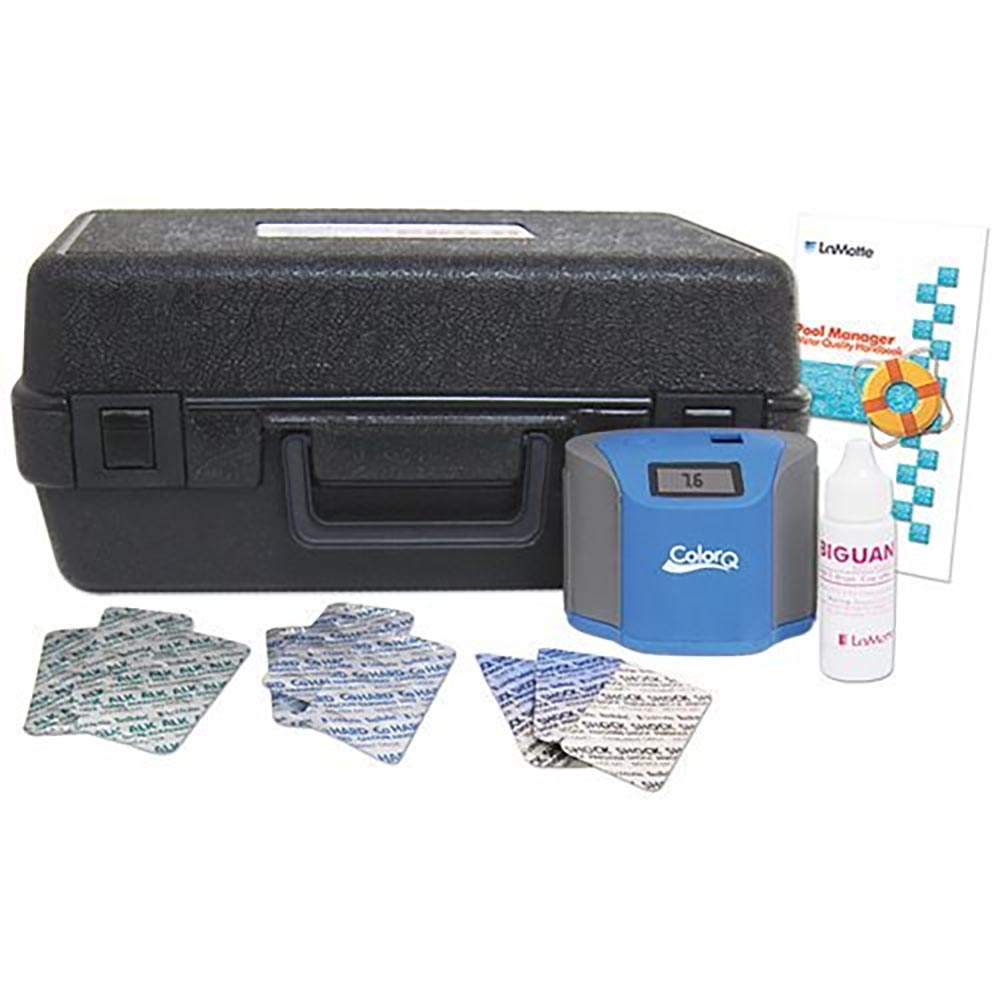 Lamotte Colorq Pro 11 Testabs Digital Pool Spa Chemical Water Testing Kit 637395452291 Ebay