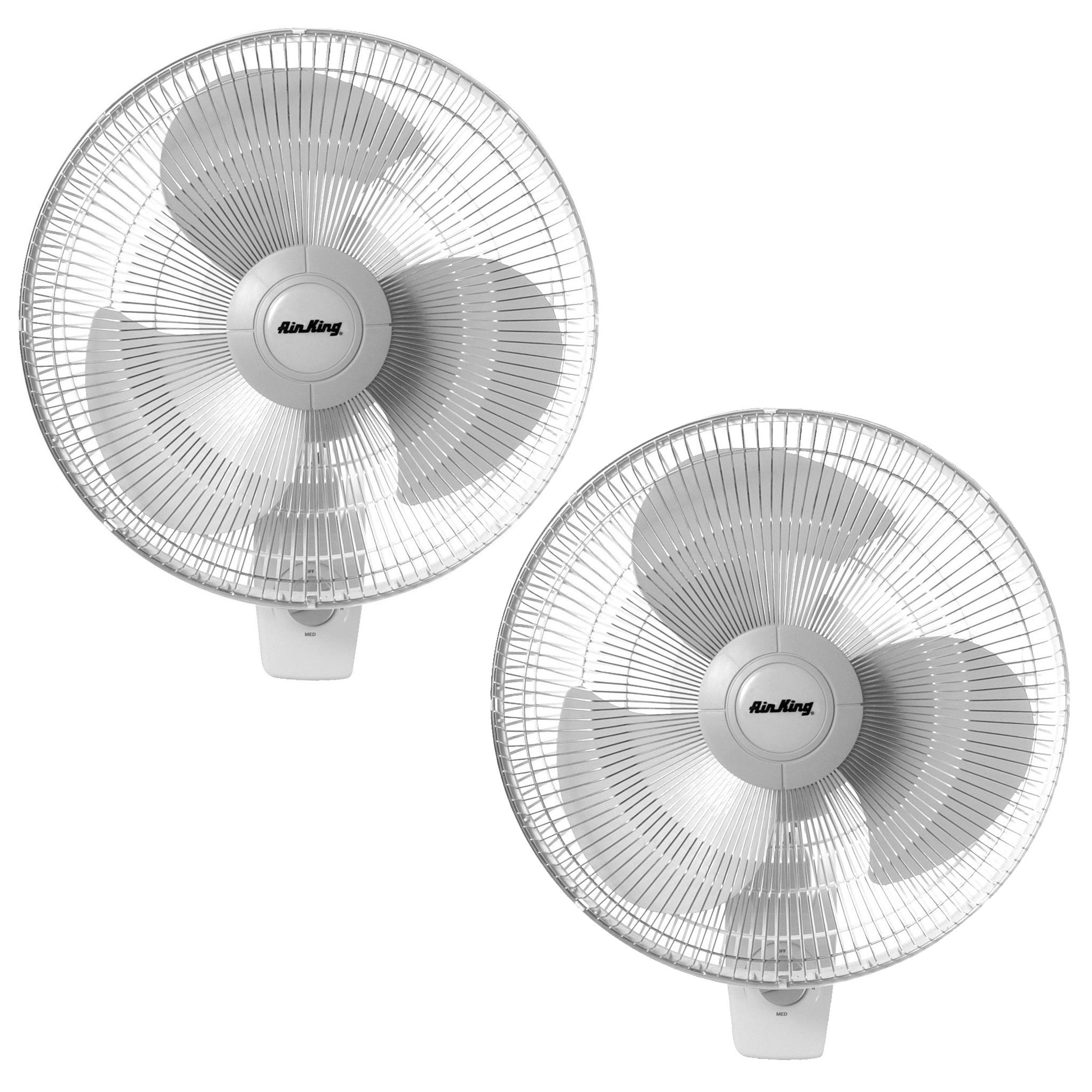 Oscillating Fan Parts : Air king inch residential grade oscillating blade