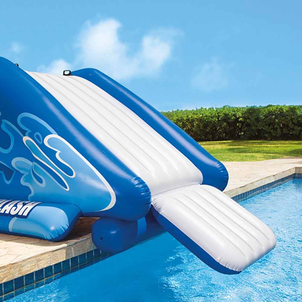Intex kool splash inflatable play center swimming pool water slide accessory 78257321957 martlocal Intex inflatable swimming pool