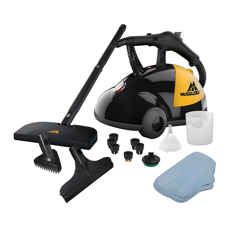 Mcculloch Heavy Duty Deep Clean Floor Handheld Canister