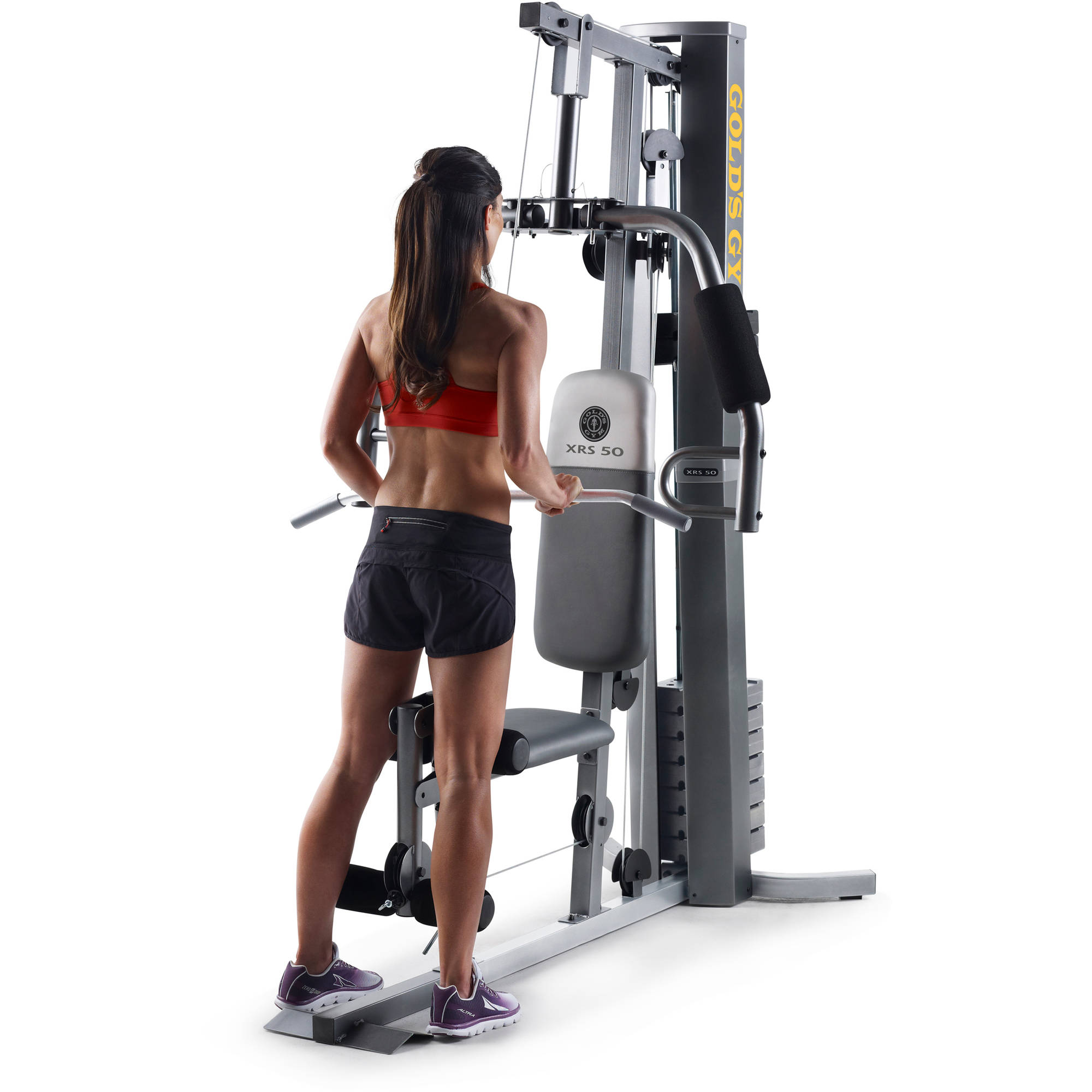 Gold s gym xrs home exercise strength workout