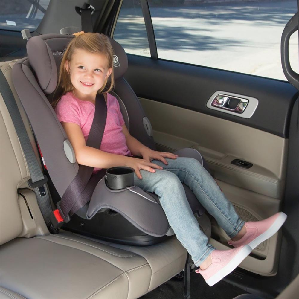 Safety 1st Continuum 3 In 1 Baby To Toddler Convertible Car Seat Sea Glass