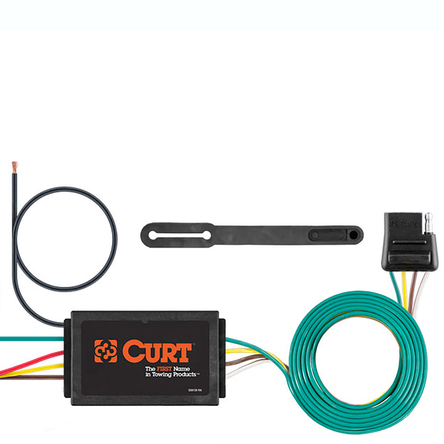 Curt T Connector Vehicle To Trailer Custom Wiring Harness For G35 Cover Infiniti Sedan