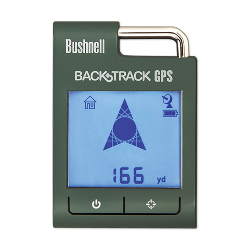 Equipment review: bushnell backtrack gps system.