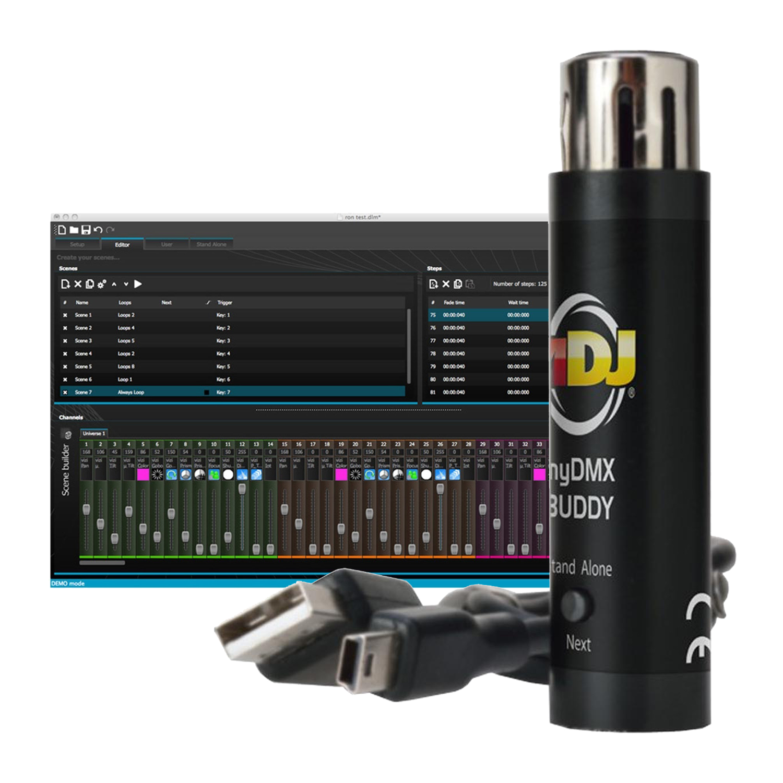 download dmx pc controller