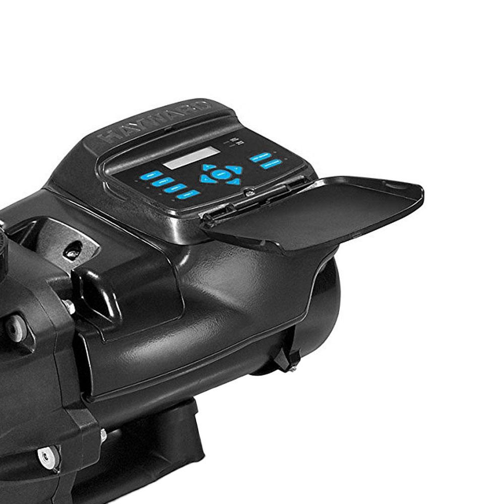 Hayward super pump 320v variable speed tefc motor swimming for Variable speed pool motors