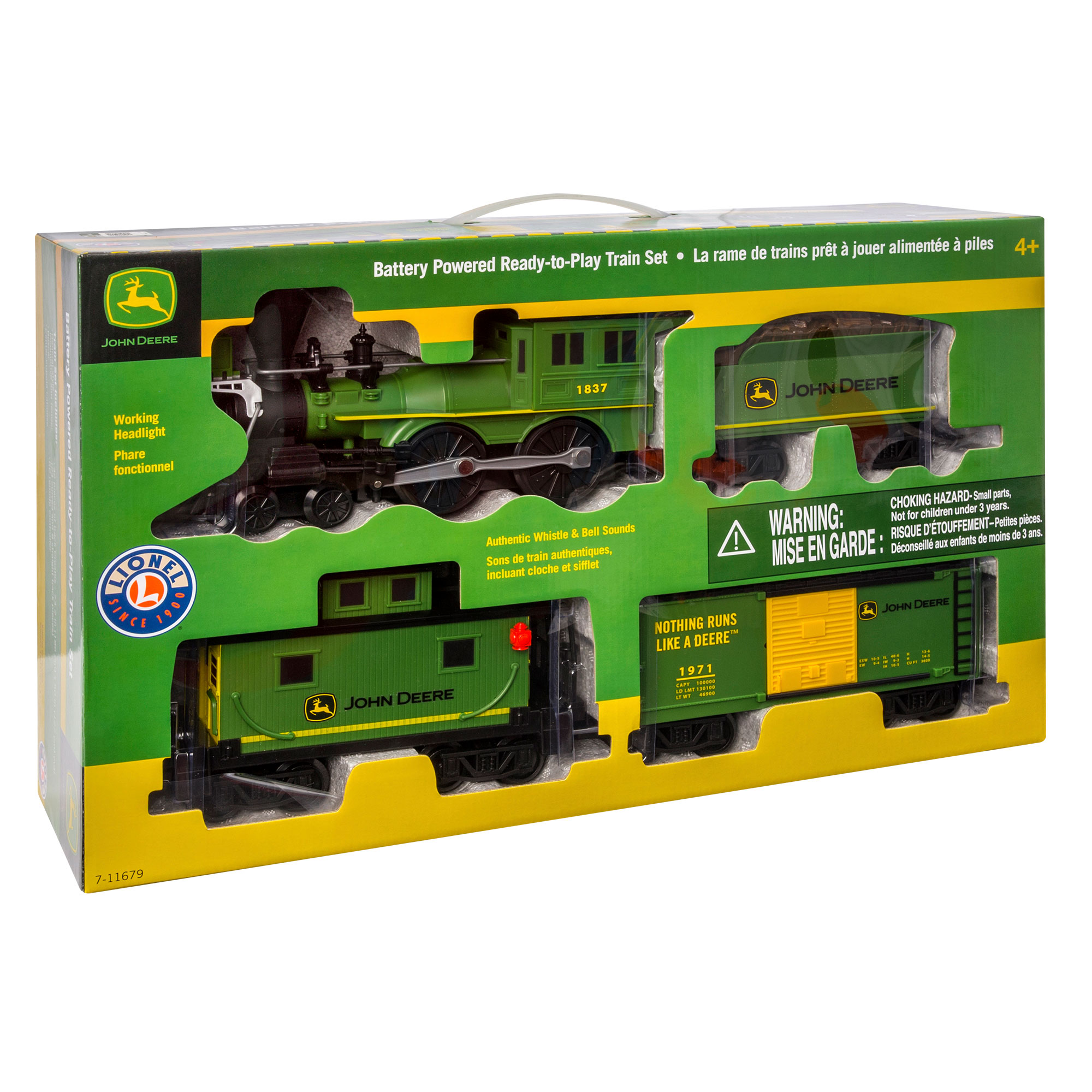 Lionel Electric Toy Trains Guide And Troubleshooting Of Wiring Diagram For Battery Operated Toys John Deere Tractor Ready To Play Kids Model Train Set 23922116796 Ebay Sets Santa Fe Express
