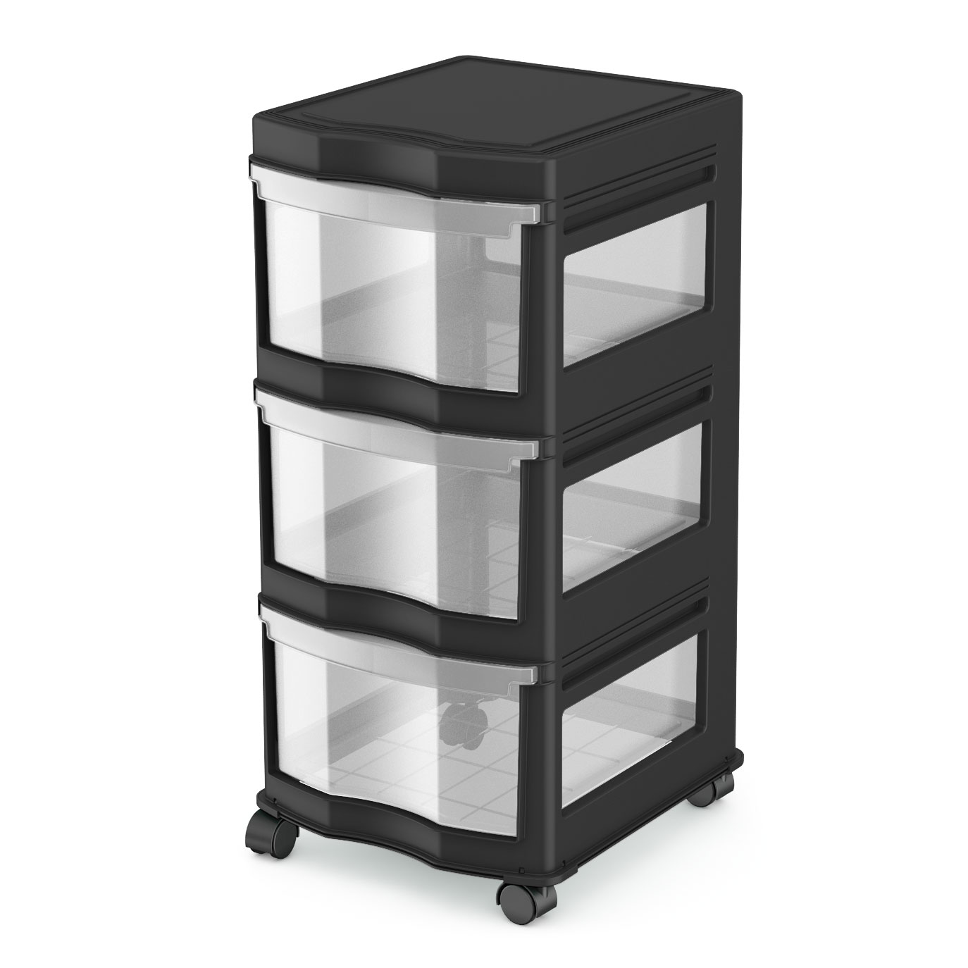p cabinet small black drawer organizers parts mils organizer akro clarified with drawers compartment plastic the