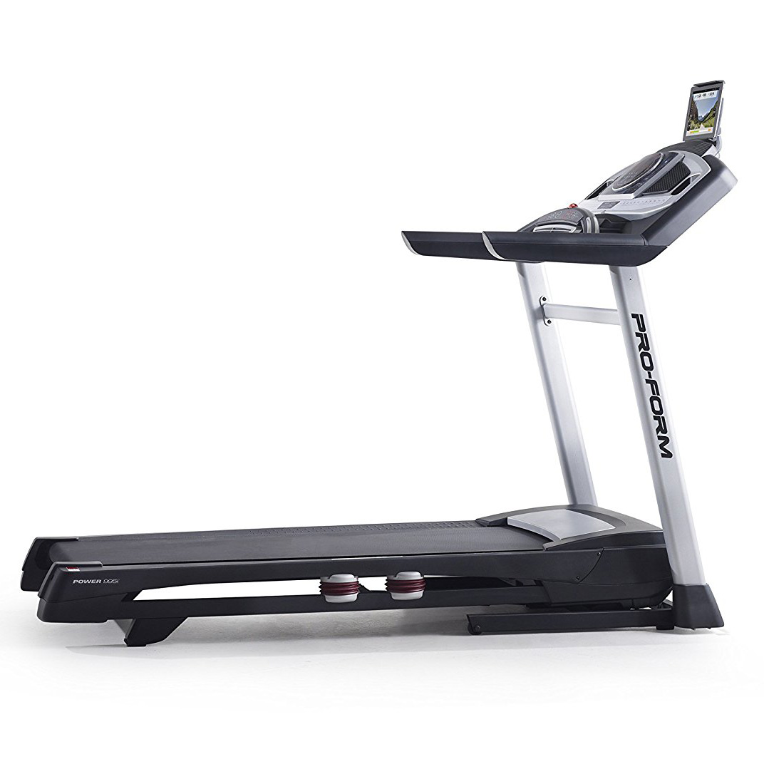 Proform Power 995i Treadmill Review: ProForm Power 995i Incline Folding Fitness And Exercise