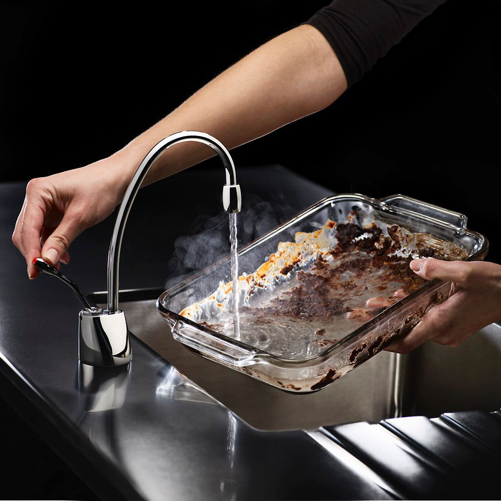 InSinkErator Instant Boiling Hot Water Only Faucet Dispenser Tap ...
