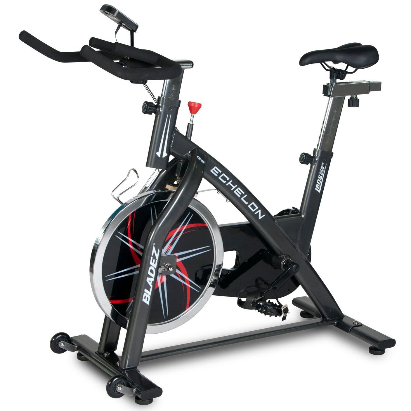 Echelon GS Bladez Fitness Stationary Indoor Cardio Exercise Fitness Cycling Bike 835126203109  eBay