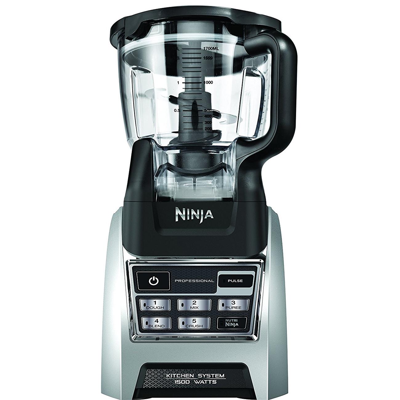 Ninja 1500W 72 Ounce Powerful Professional Kitchen Blender