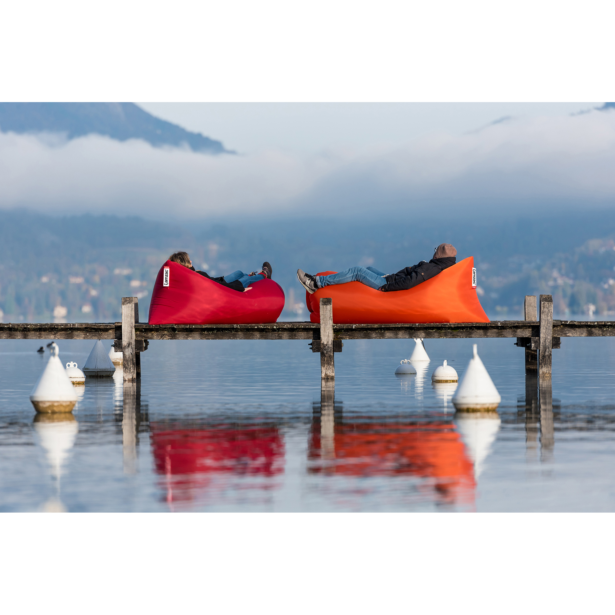Fatboy Air Sofa: Lamzac Outdoor Travel Waterproof Inflatable Blow Up Sofa