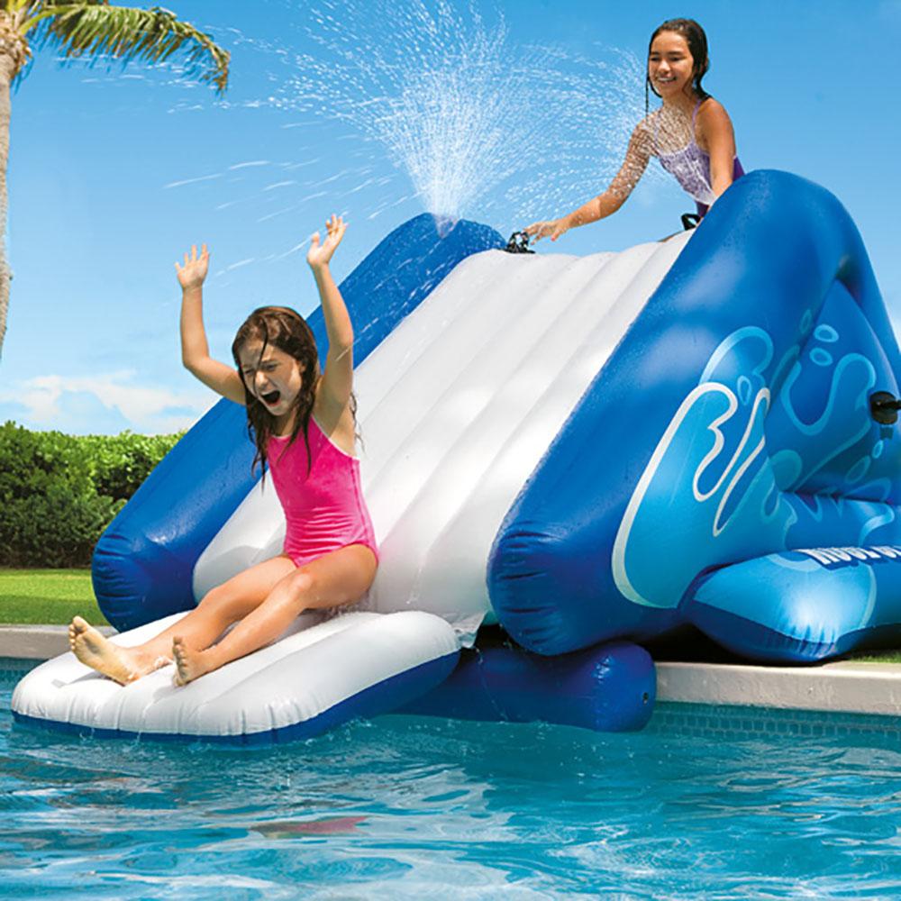 Intex Kool Splash Inflatable Play Center Swimming Pool Water Slide Accessory 78257321957 Martlocal