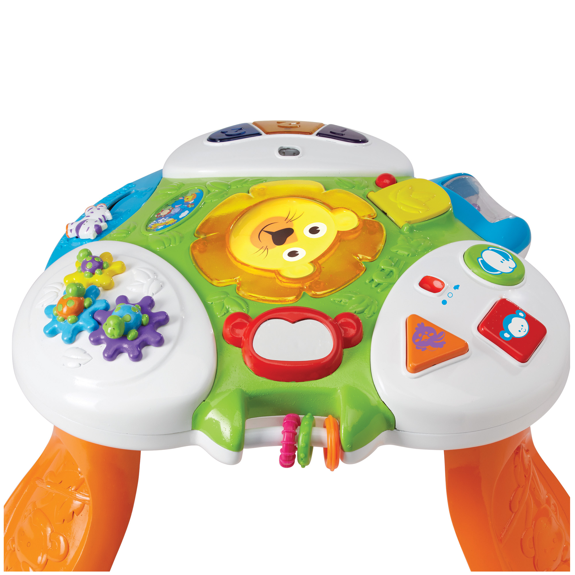 Kid land Toys Light and Sound Discovery Activity Table for